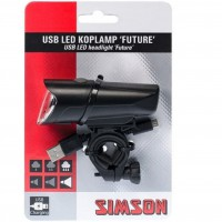SIMSON BLISTER 022003 USB LED KOPLAMP FUTURE 30 LUX