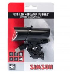 SIMSON BLISTER 022003 USB LED KOPLAMP FUTURE 30 LUX