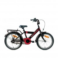 "BIKE FUN FIETS 16"" JONGENS HIGH RISK ZWART 16HIGH20 ***BESTELBAAR***"