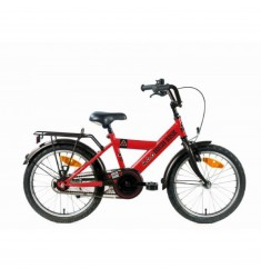 "BIKE FUN FIETS 16"" JONGENS HIGH RISK ROOD 16HIGH30 ***BESTELBAAR***"