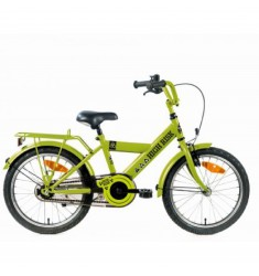 "BIKE FUN FIETS 16"" JONGENS HIGH RISK GROEN 16HIGH10 ***BESTELBAAR***"