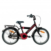 "BIKE FUN FIETS 18"" JONGENS HIGH RISK ZWART 18HIGH20 ***BESTELBAAR***"