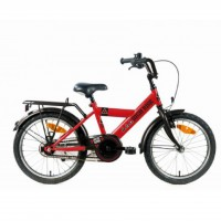 "BIKE FUN FIETS 18"" JONGENS HIGH RISK ROOD 18HIGH30 ***BESTELBAAR***"