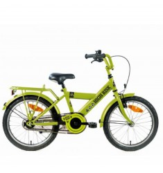 "BIKE FUN FIETS 18"" JONGENS HIGH RISK GROEN 18HIGH10 ***BESTELBAAR***"