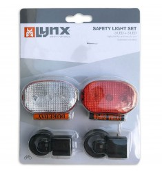 LED LICHTSET LYNX VOOR - ACHTER COMPLEET