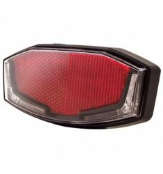 LED ACHTERLICHT REFLECTOR SPANNINGA LINEO XB  A/U BLISTER