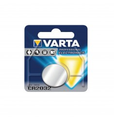 BATTERIJ VARTA CR2032 -3V LITHIUM