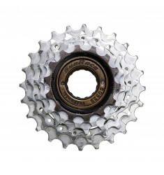 FREEWHEEL 5V 14/24 CHROOM SA/SUNRACE