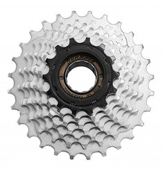 FREEWHEEL 6V 14/28 CHROOM SA/SUNRACE