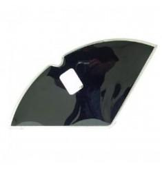 JASBESCHERMER 28X1 1/2 MONTAGE ZWART PVC HESLING
