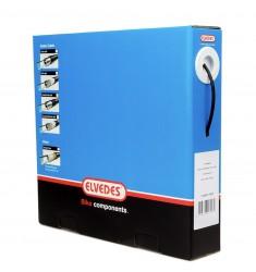 KABEL BUITEN 1120SP-1-BOX 4MM SCHAKEL  ZWART LINAIR TEFLON WERKPLAATSDOOS 30 MTR.