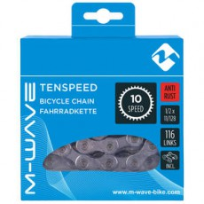 KETTINGEN 11/128 M-WAVE 10 SP RB 116S ANTI ROEST SHIM/ SRAM/ CAMPAGNOLO