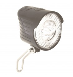 LED VOORLICHT KOPLAMP  B&R CITY LED 1 LEDS OPLAADB. BATT. 20 LUX