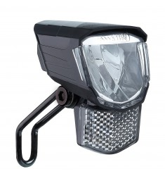 LED VOORLICHT KOPLAMP B&R TOUR LED 30  1 LEDS NAAFDYNAMO 30 LUX