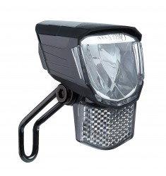 LED VOORLICHT KOPLAMP B&R TOUR LED 45  1 LEDS E-BIKE 6 V DC 45 LUX