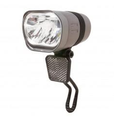 LED VOORLICHT KOPLAMP SPANNINGA AXENDO 60 XDO NAAFDYNAMO BLISTER