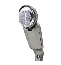 LED VOORLICHT KOPLAMP SPANNINGA CORONA XDAS NAAFDYNAMO AUTOMAAT STANDLICHT BLISTER