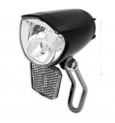 LED VOORLICHT KOPLAMP STARRY 1 LED E-BIKE 6-48V 70 LUX