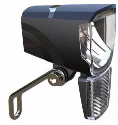 LED VOORLICHT KOPLAMP UNION SPARK NAAFDYNAMO 50 LUX K1598