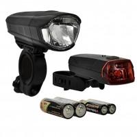 LED VOORLICHT SCHIJNWERPER B/R MELBOURNE 1 LED 30 LUX + 3 LED A.LICHT 15 LUX