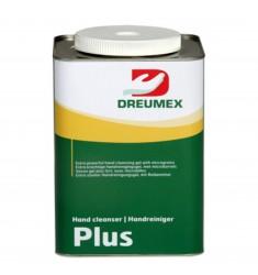 OND.PROD. HANDCLEANER DREUMEX 4.5L GEEL ZONDER CHEMICALIEN / PLUS