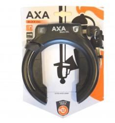 SLOT RING AXA BLOCK XXL ZWART Z.GAATJE  ART-2 OP KRT