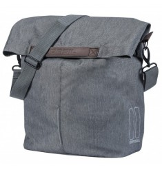 TAS ENKEL BASIL 17780 CITY SHOPPER 14 L. GRIJS