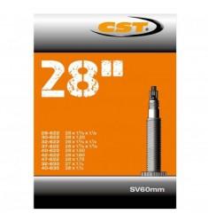 BINNENBANDEN 28X 3/4-1 CST FRANS LANG VENTIEL 60MM = 18/25-622/630 SV 60MM 071505