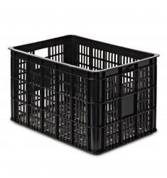 MAND VOOR / KRAT KUNSTST. BASIL CRATE -L BLACK INH. 50 L.