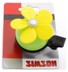 SIMSON BLISTER 021203 BEL BLOEM GROEN/GEEL