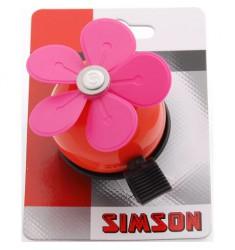 SIMSON BLISTER 021204 BEL BLOEM ROOD/ROZE
