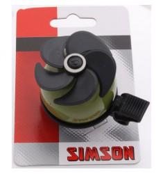 SIMSON BLISTER 021208 BEL AIR LEGERGROEN/ZWART