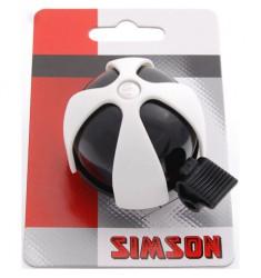 SIMSON BLISTER 021222 BEL SPORT ZWART/WIT