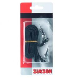 SIMSON BLISTER 020977 STEL TOECLIP RIEMEN