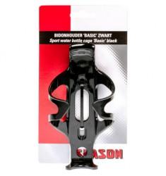 SIMSON BLISTER 021062 BIDONHOUDER BASIC GLANS ZWART