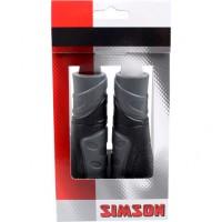 SIMSON BLISTER 020453 HANDVATTEN FULL GRIP ZWART