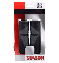 SIMSON BLISTER 020455 HANDVATTEN ERGONOMICS ZWART/ANTRACIET