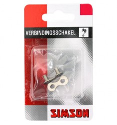 "SIMSON BLISTER 020882 VERBINDINGSSCHAKEL 1/2"" x 3/32"" 5/6/7 SPEED"