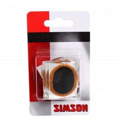 SIMSON BLISTER 020523 BINNENBAND PLEISTER OVAAL