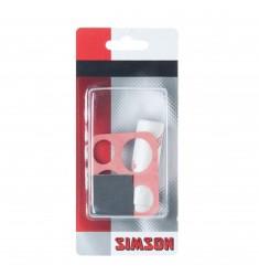 SIMSON BLISTER 020536 BAND REPARATIE ROL MET SJABLOON 7X20CM