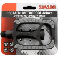 SIMSON BLISTER 021981 PEDALEN METROPOOL DELUXE
