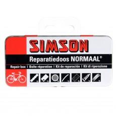 SIMSON 020004 REPARATIE DOOS NORMAAL OPHANGCLIP