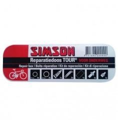 SIMSON BLISTER 020009 REPARATIEDOOS TOUR
