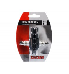 SIMSON BLISTER 020200 REMSCHOENEN V-BRAKE CARTRIDGE 72MM