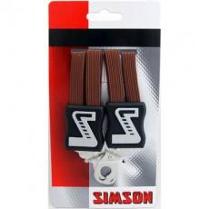 SIMSON BLISTER 021360 SNELBINDER, 3 BINDER, BRUIN