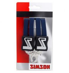 SIMSON BLISTER 021361 SNELBINDER, 3 BINDER, MARINE