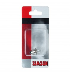 SIMSON BLISTER 020656 VERLICHTING FIETSLAMPJE VOOR HALOGEEN 6V-3W