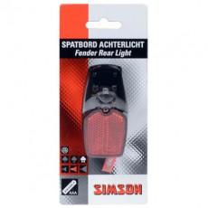 SIMSON BLISTER 021769 BATTERIJ SPATBORD ACHTERLICHT LED