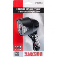 SIMSON BLISTER 022016 E-BIKE VOORVORK KOPLAMP TRUSS 6-60V
